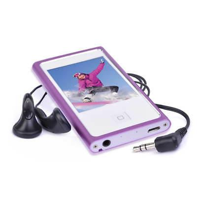"""Eclipse 2.4"""" Touch FM 4GB MP3 USB Player Pink"""