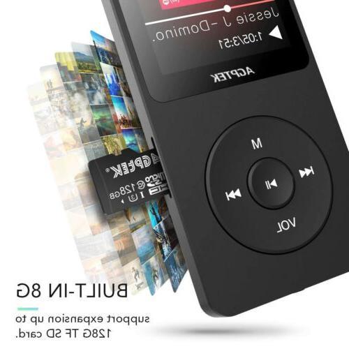 AGPtEK Sound MP3 Music 70