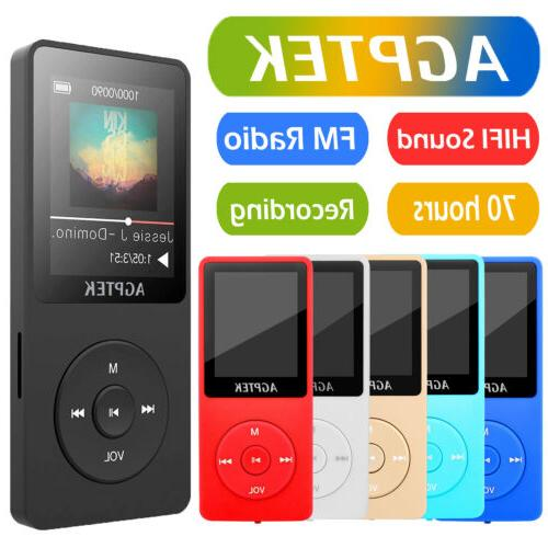 2018 latest version 8gb 70 hours playback