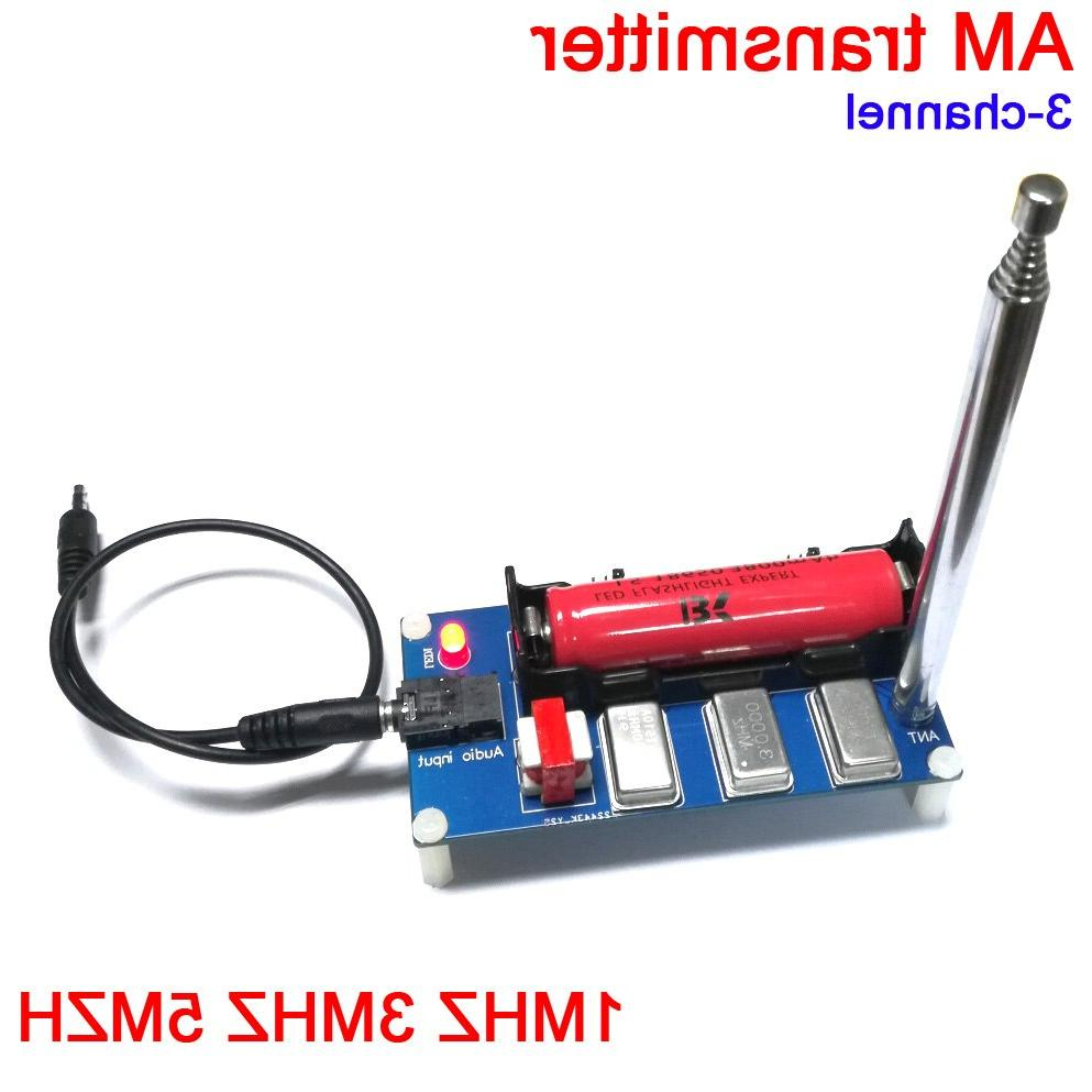 dykb 3 channel am transmitter 1mhz 3mhz