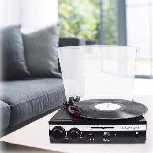 3-Speed LP / Converter Speakers