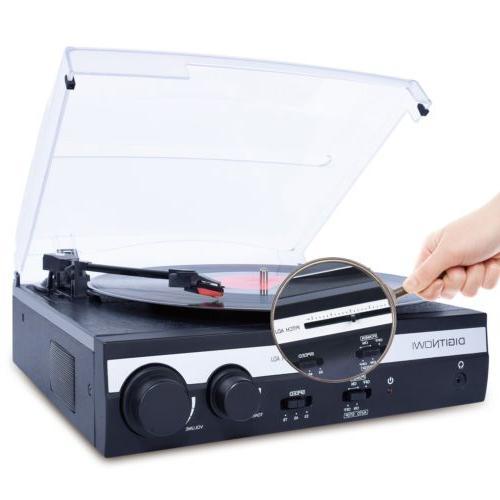 3-Speed LP Converter