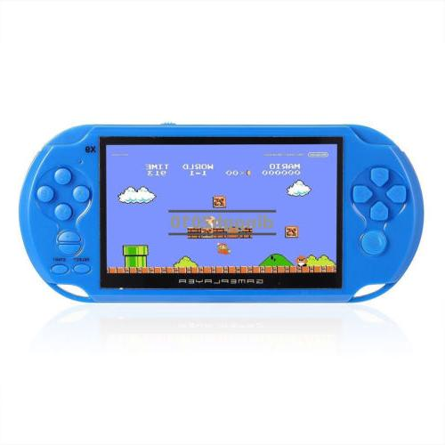 32Bit 8GB 5.1'' Screen Game Console free Games