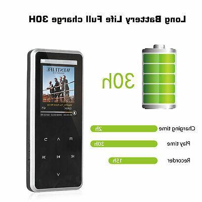 32GB MP3 MP4 Media Radio Recorder HIFI Speakers
