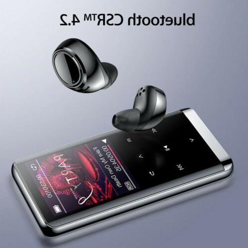 Bluetooth Media FM HIFI US