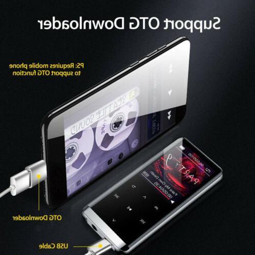 Bluetooth MP4 Media FM Recorder US