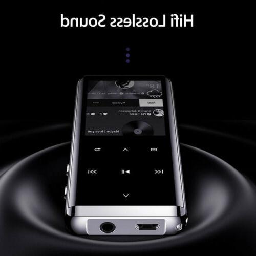 Bluetooth MP3 Media Radio Recorder HIFI Sport US