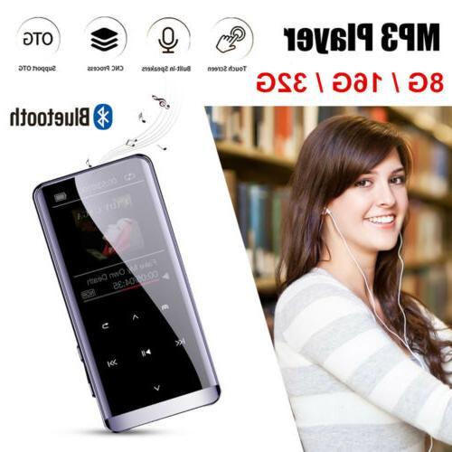 Bluetooth Player Media FM Radio HIFI Speakers US