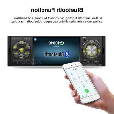 "4.1"" 1 Stereo Auto Audio Player Reverse Camera"