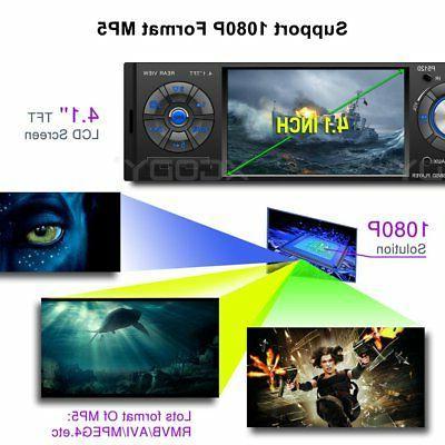 Stereo Auto Audio MP3 Reverse