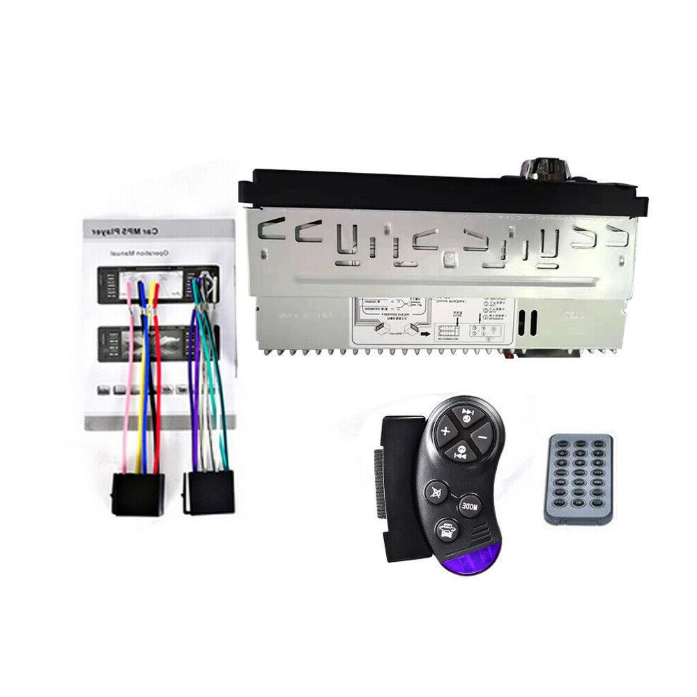 "4.1"" Car Stereo Player FM AUX SD"