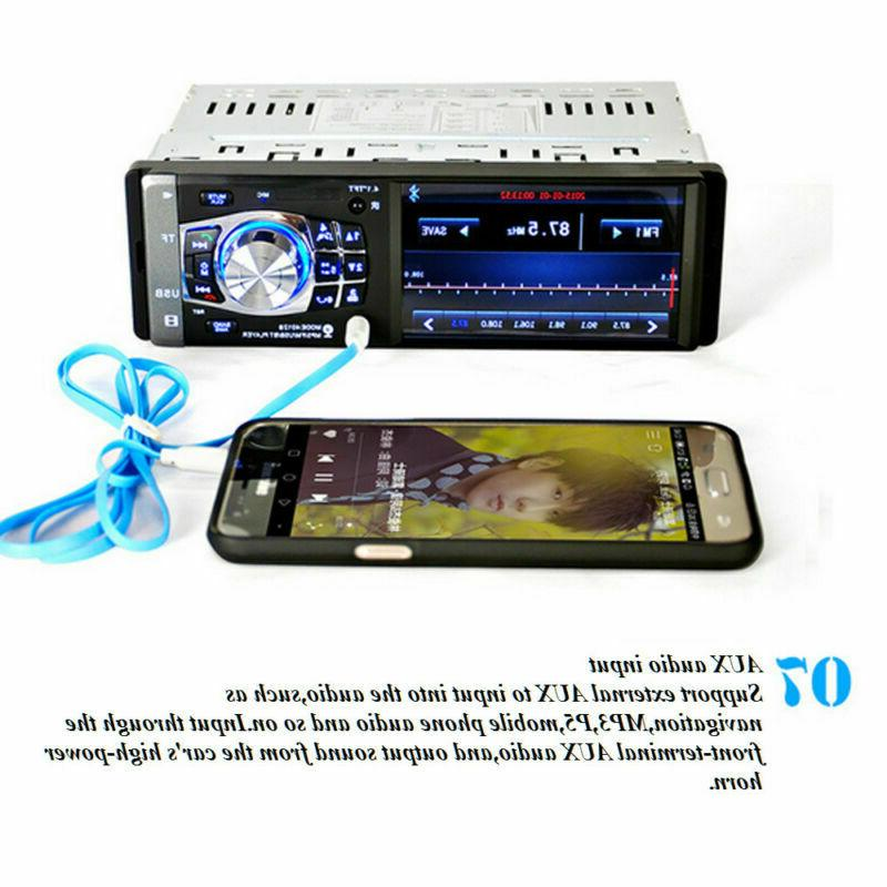 MP3 MP5 Radio Stereo USB AUX Rear Camera