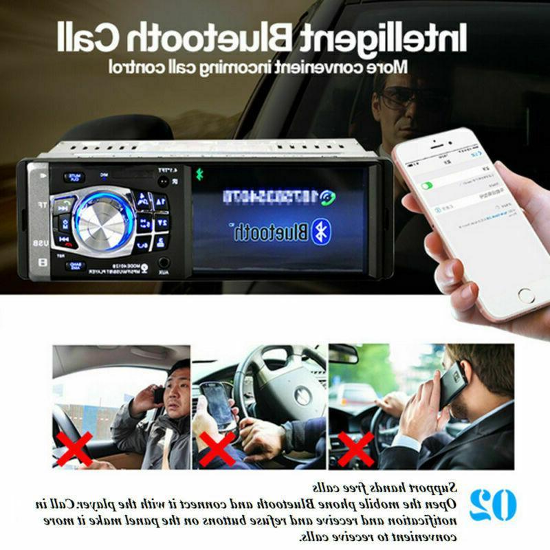 MP3 MP5 Radio HD USB AUX FM + Rear
