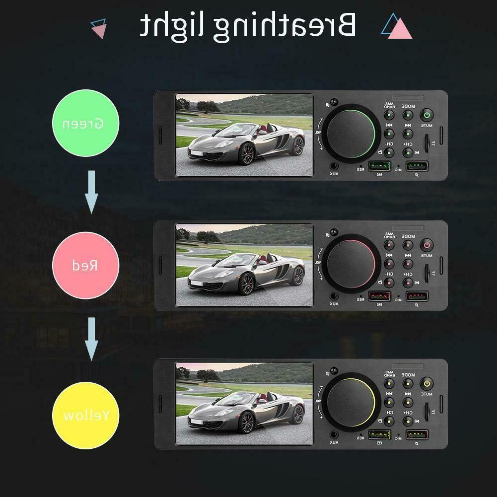 4.1 inch 1 TFT HD Radio MP3/5 BT4.0 USB