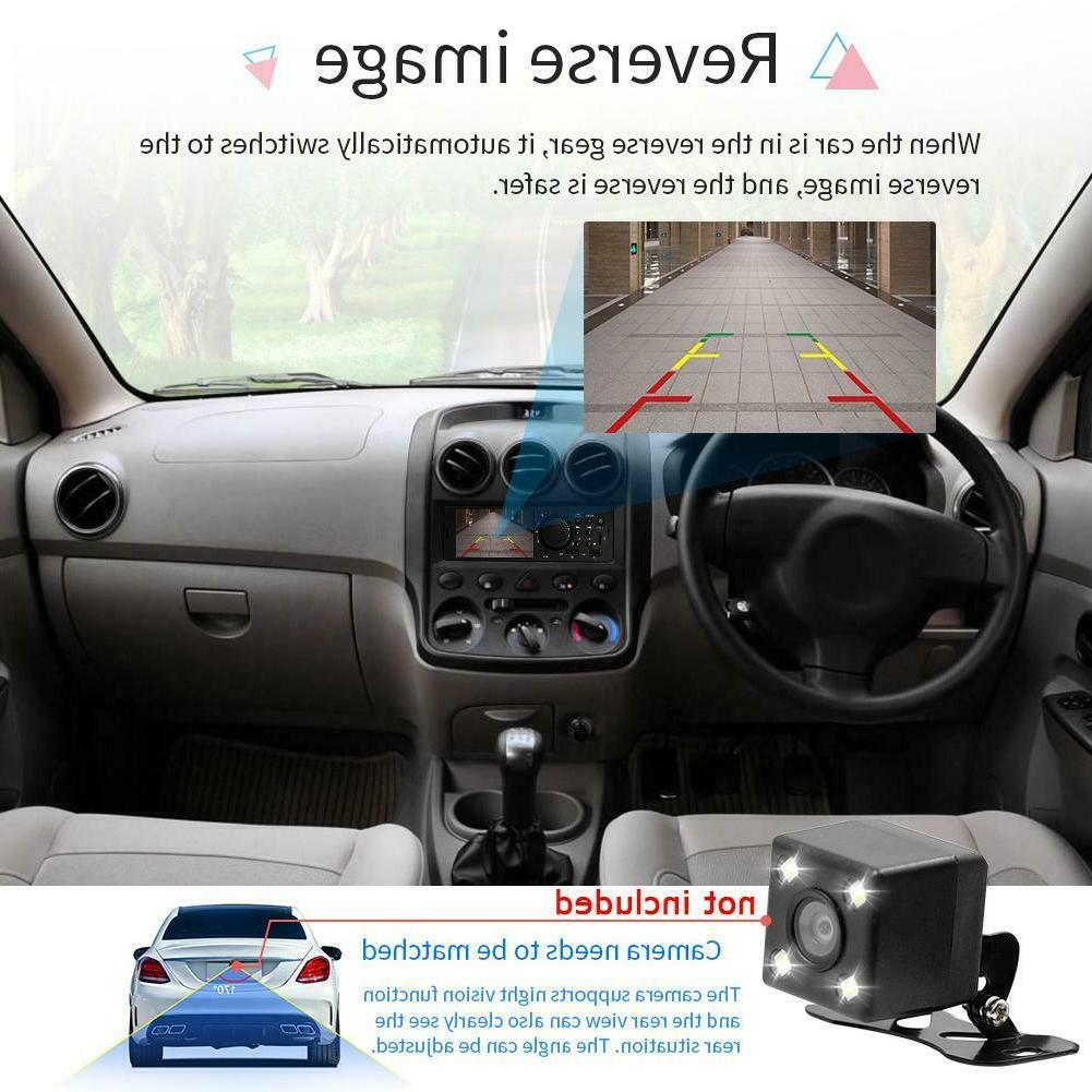 4.1 DIN TFT Radio Player Bluetooth BT4.0 AUX
