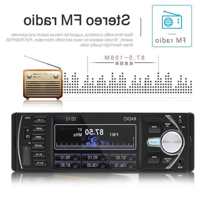 4.1 Radio 1 USB FM Audio
