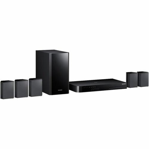 5 1 channel home theater system surround