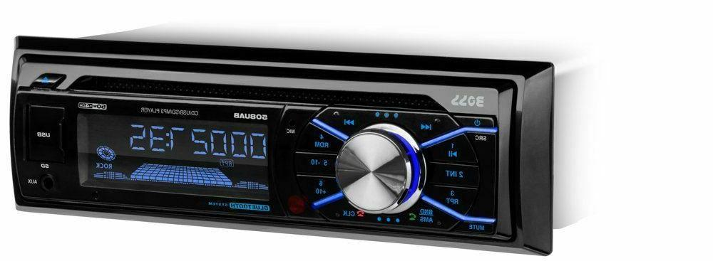 Boss In CD USB/SD MP3 Receiver Bluetooth