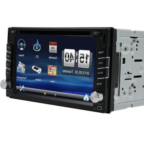 6.2 Inch 4G WiFi Radio Multimedia