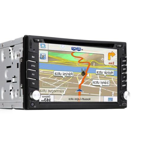 6.2 Inch Wince WiFi Radio Stereo GPS Multimedia Player