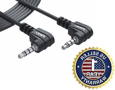 6 Ft Cord 3.5mm Audio Video AV Cable for Philips Dual Screen