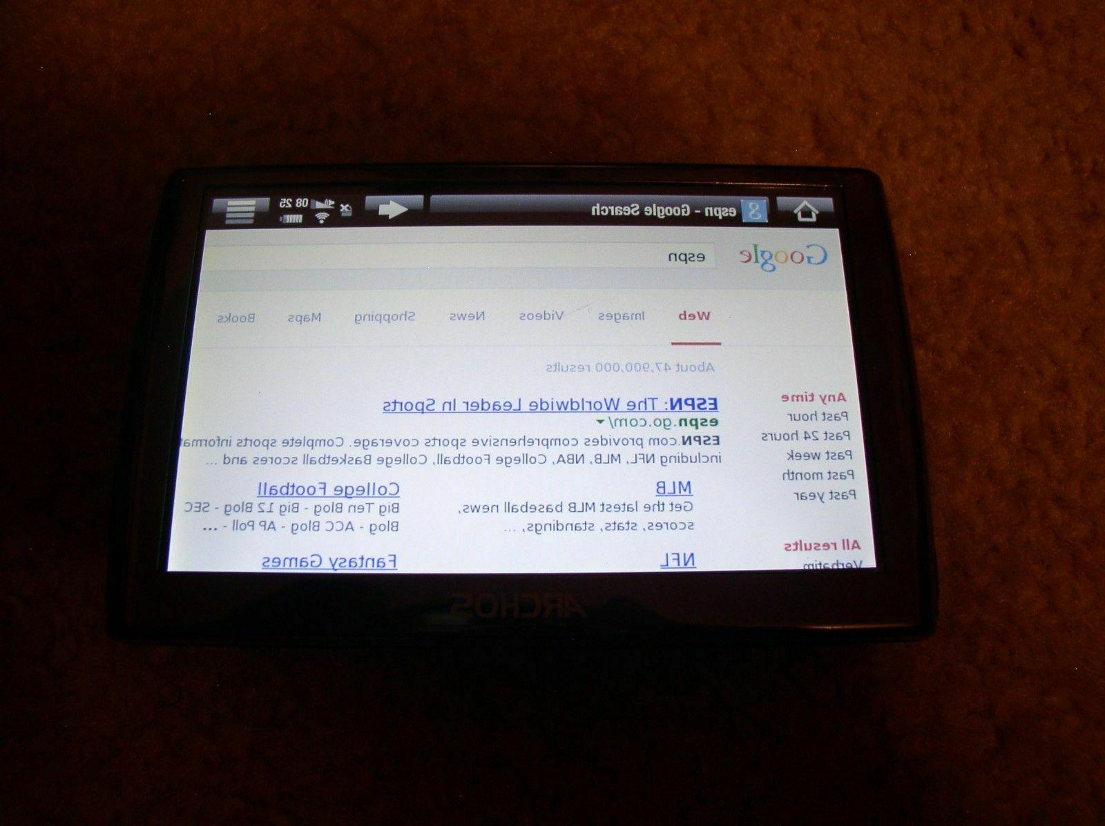 DIGITAL MP3 WITH BROWSER DOCK & EXTRAS