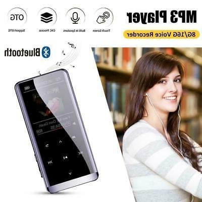 64GB HIFI Sport Music MP4 Media USA!