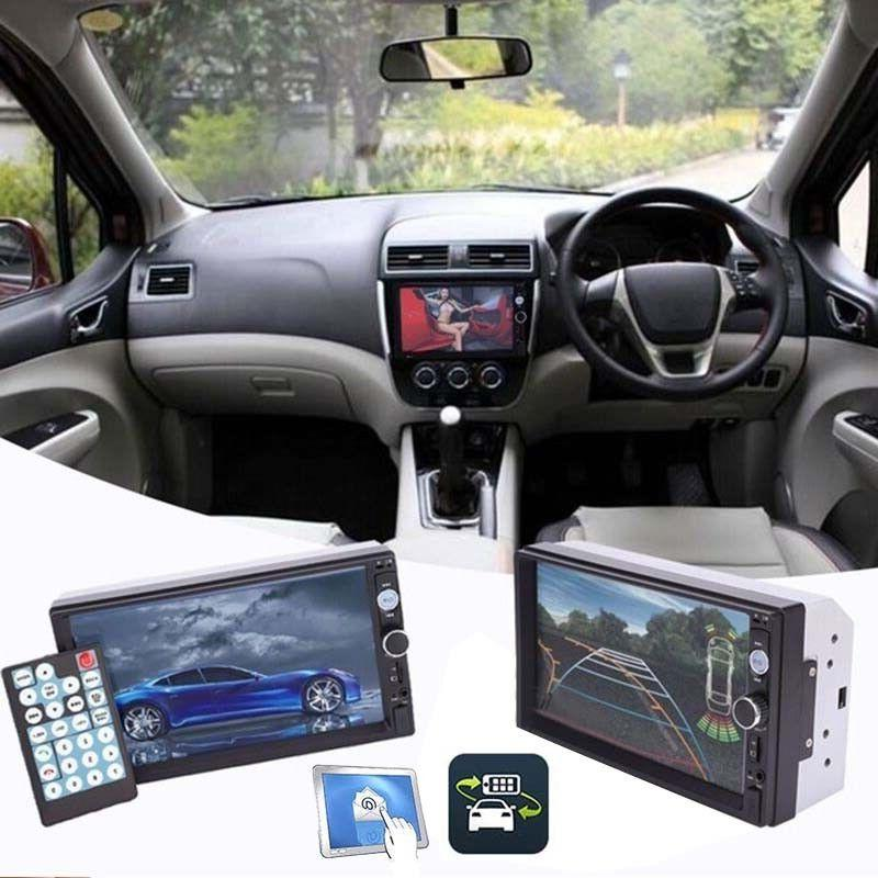 "7"" 1080P Touch Screen FM/MP5 Radio"