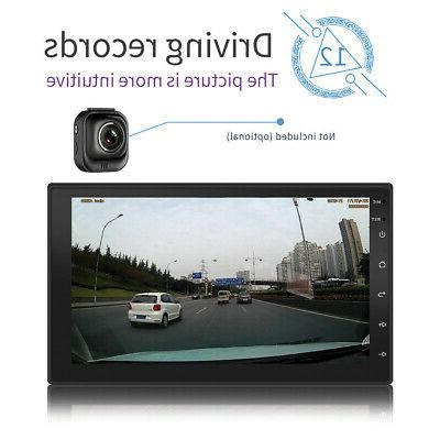7'' Android 2 Quad GPS Car Player Camera