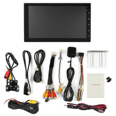 7'' 8.1 2 DIN Core GPS Car Stereo Player