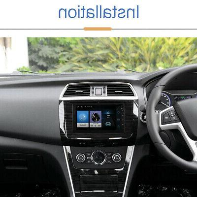 7'' 8.1 Double 2 GPS Stereo MP5 Player FM+Rear