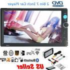 7'' HD Bluetooth Touch Screen Car Stereo Radio 2DIN FM/MP5/U