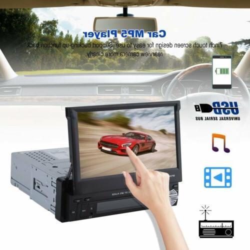 1 HD Touch Screen Car MP5 Radio MP5