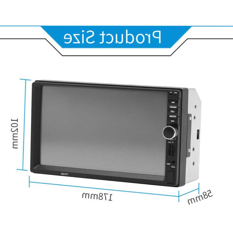 7 LCD Radio