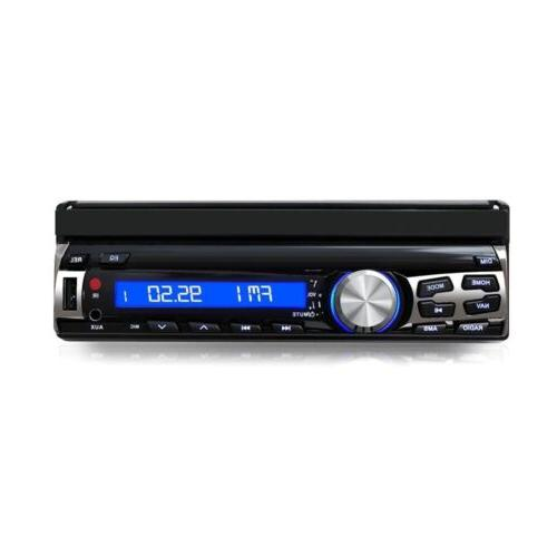 "PYLE 7"" LCD NAVIGATION BLUETOOTH PLAYER RADIO"