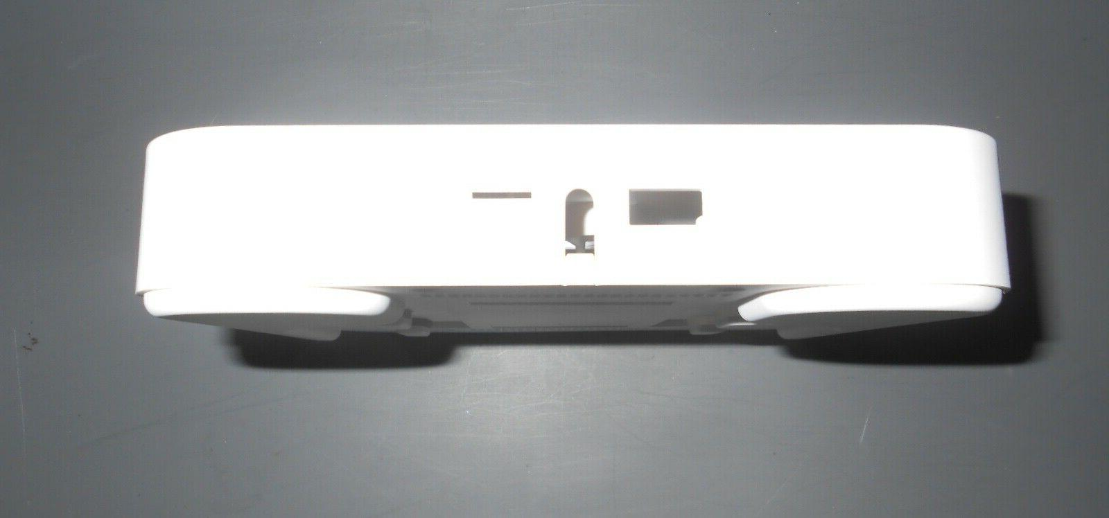 808 White Mounted CD PLASTIC BASE ONLY