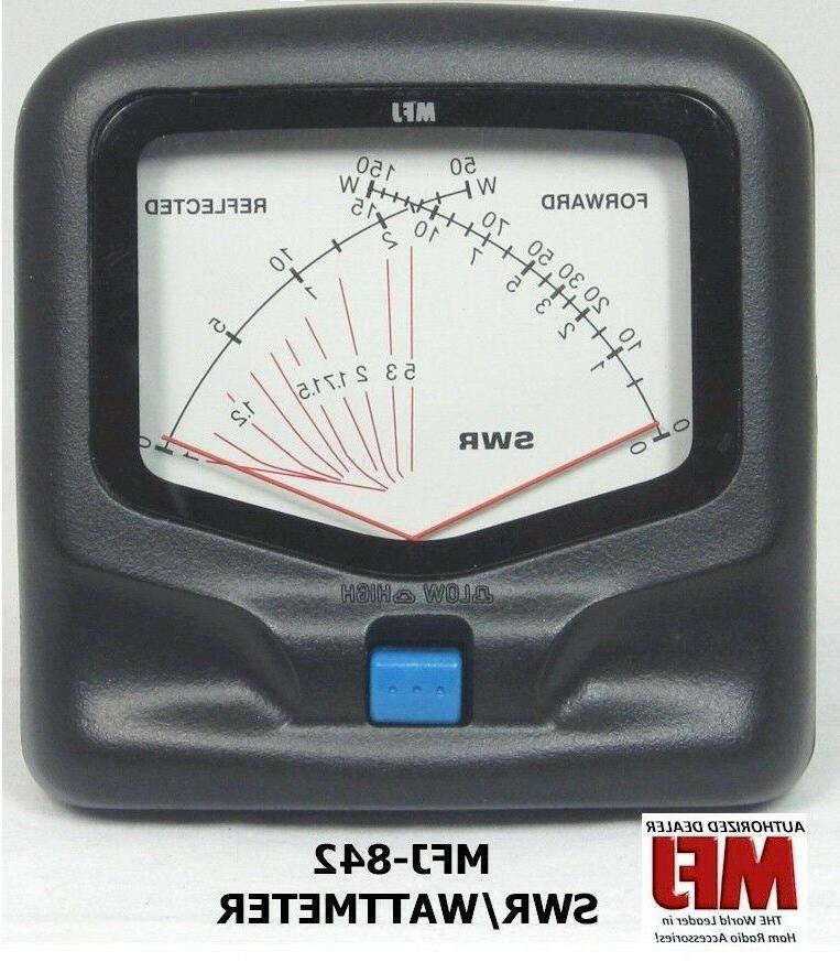 MFJ 842 SWR/Wattmeter VHF/UHF 140-525 MH