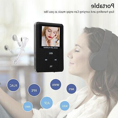 "8GB-32GB Digital MP3 Player 1.8"" Screen Video Game FM 3th"