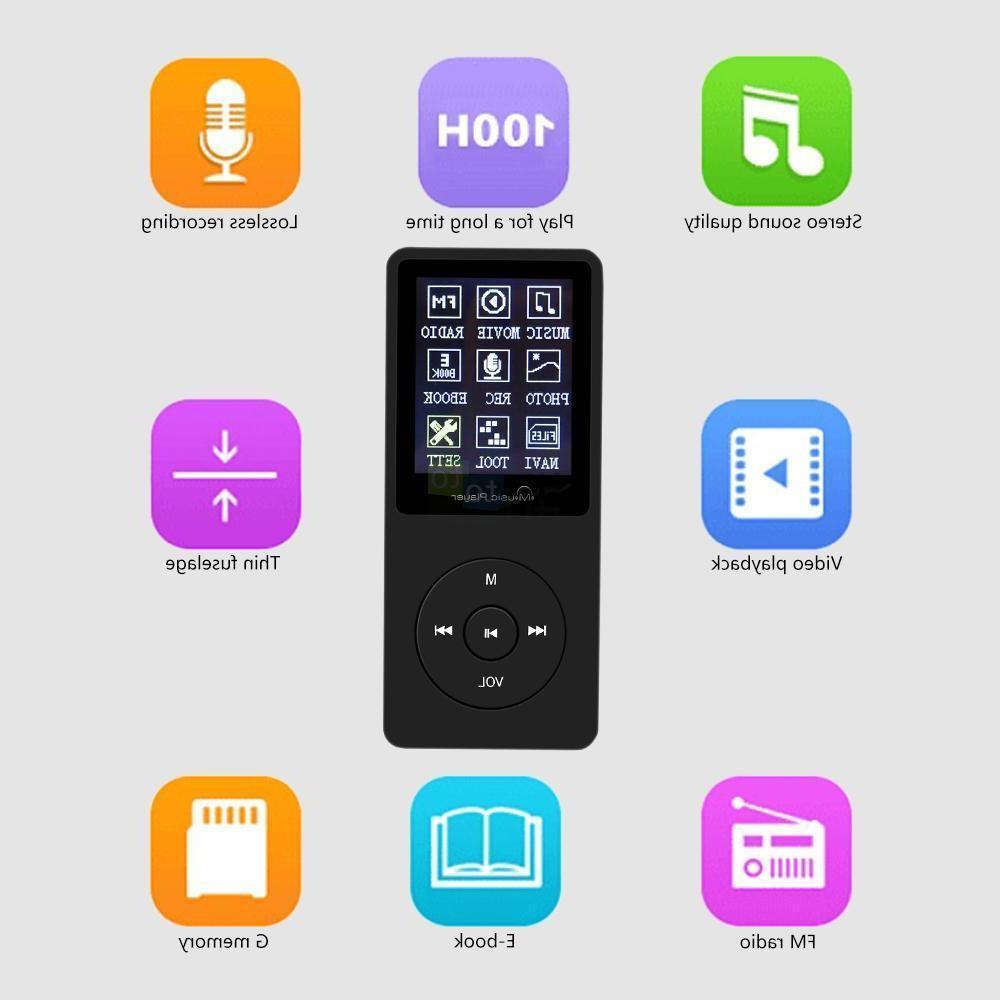 8GB Digital Radio