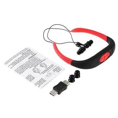 8GB Red Player Wireless