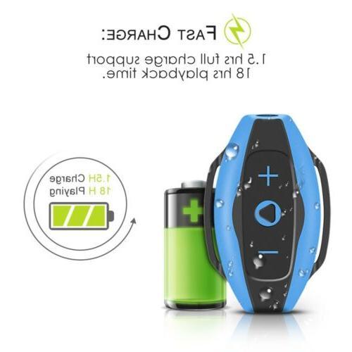 AGPTEK Waterproof Player for Sport