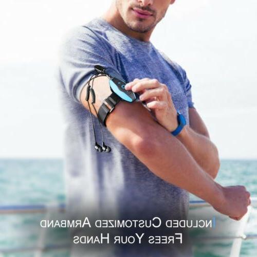 AGPTEK Waterproof Player for