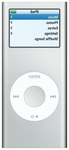 Apple iPod nano 2 GB Silver