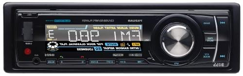 BOSS AUDIO 752UAB Single-DIN CD/MP3 Player Receiver, Bluetoo