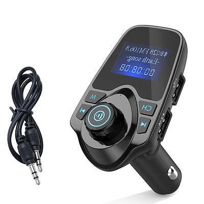 Bluetooth Transmitter USB Charger for