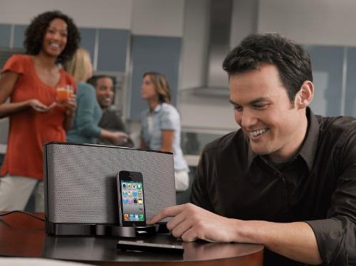 30-Pin iPod/iPhone Speaker