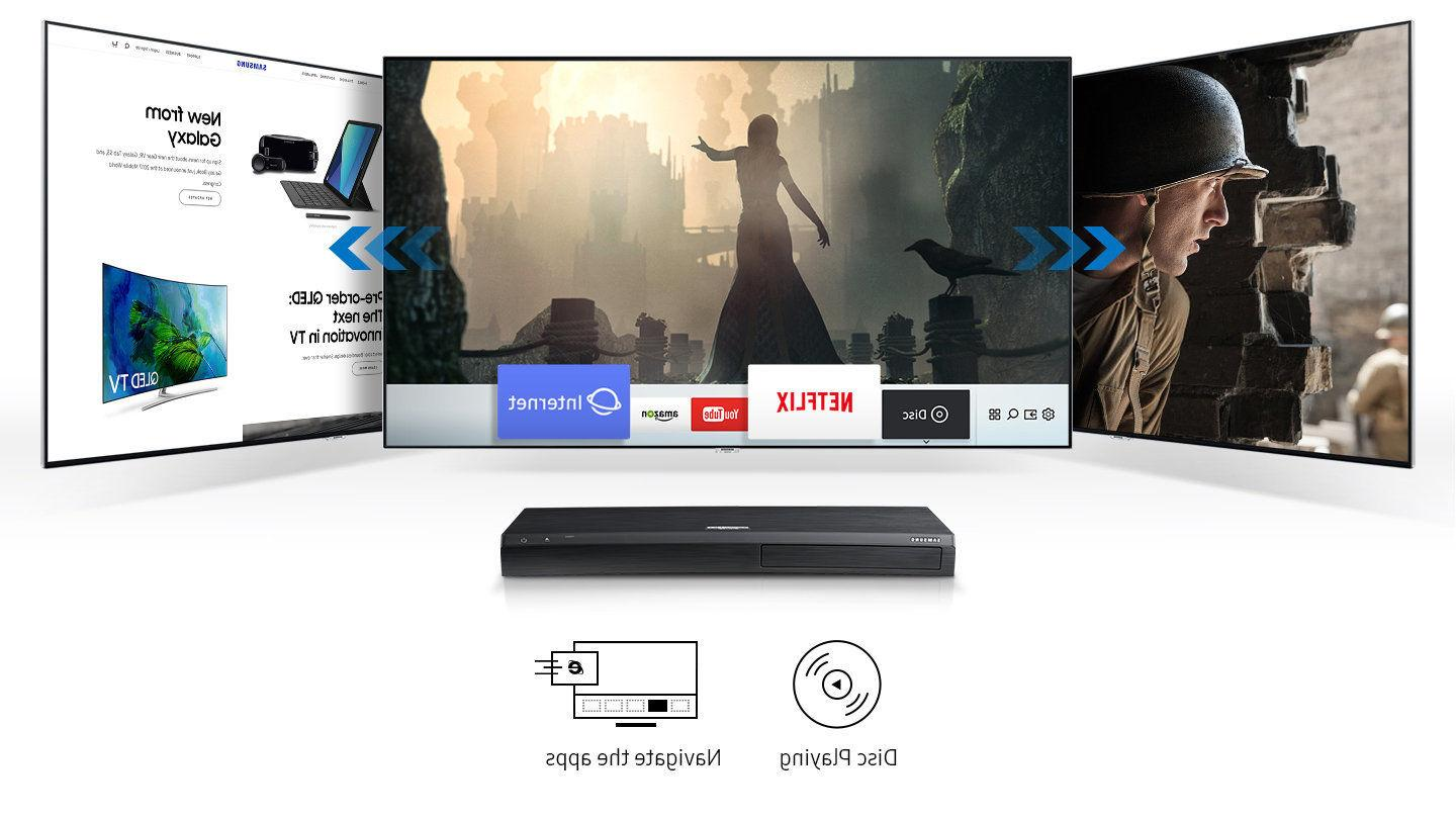 Brand New 4K Player UHD player