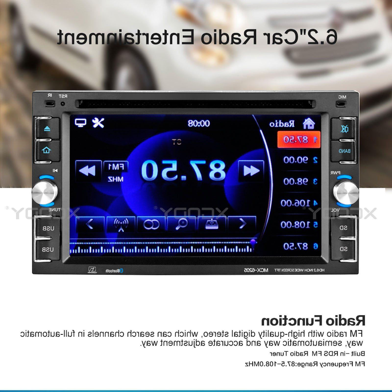Car Radio CD MP5 Touch +