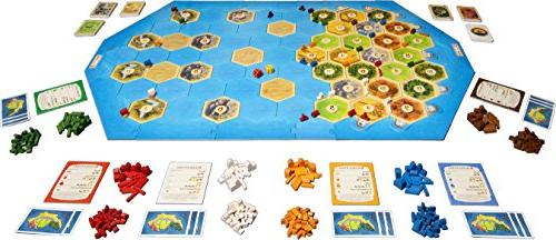 Catan: Seafarers Player Extension