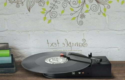 DIGITNOW!Portable USB Vinyl LP Record to CD